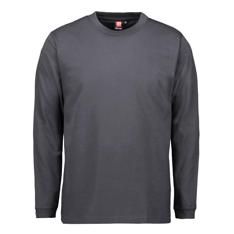 ID – Herre t-shirt – Mørkegrå