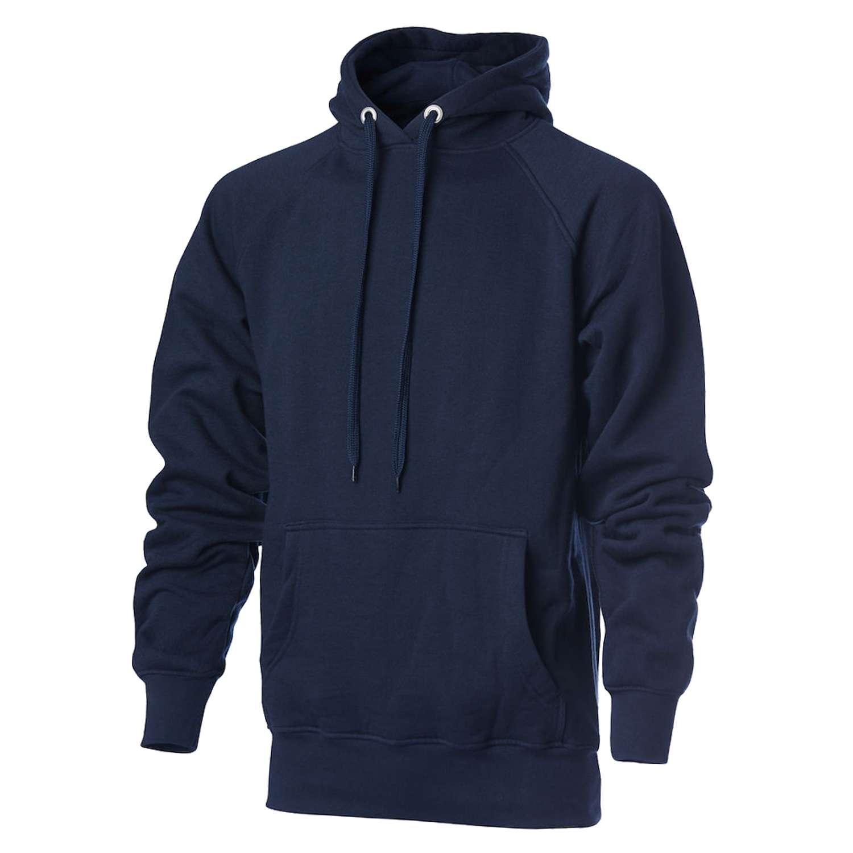 Hurricane - Campus herre hoodie - Navy - Størrelse 2XL