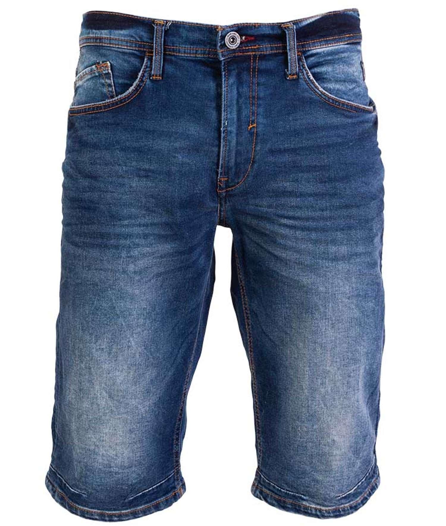 Blend - Denim knickers - Mørkeblå - Størrelse L