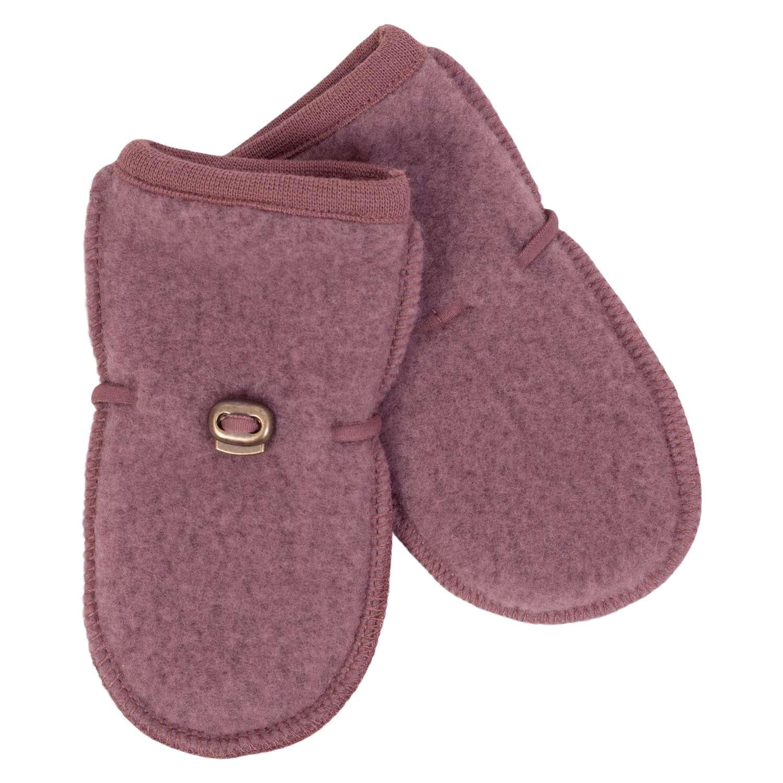 Impala – Chérie baby uld luffer – Gammel rosa – Størrelse 86/92