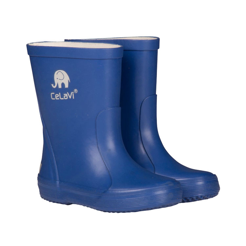 Billede af CeLaVi - Basic børne gummistøvler - Blå - Størrelse 80