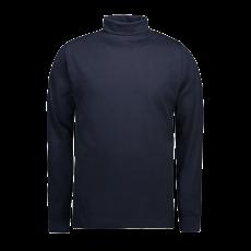 ID - Herre trøje m. rullekrave - Navy