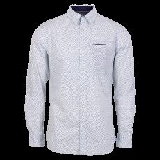 JACK & JONES - Skjorte - Blå
