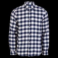 JACK & JONES - Herre skjorte - Navy
