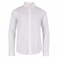 JACK & JONES - Drenge skjorte - Hvid