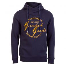 Produkt - Herre hoodie - Navy