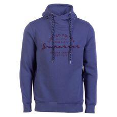 Produkt - Herre hoodie - Indigo