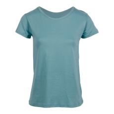 Steenholt Female - Anna dame t-shirt - Turkis