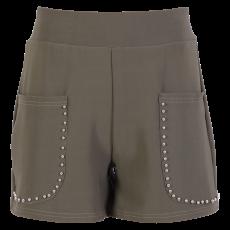 Paris Dame - Dame shorts - Army
