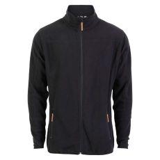 Steenholt outerwear - Polar +size herre fleece - Sort