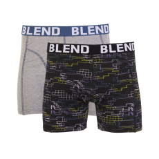 Blend - herre boxer 2-pak - Multi