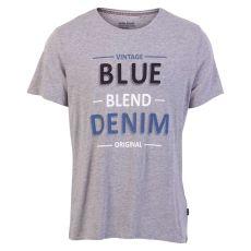 Blend - Herre T-shirt - Grå