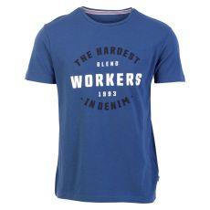 Blend - Herre T-shirt - Blå