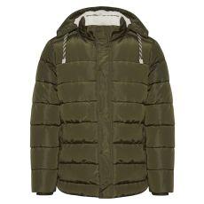 BLEND BIG - Herre +size jakke - Army