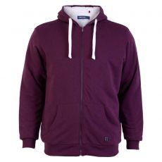 Blend - +Size foret herre sweatshirt - Bordeaux