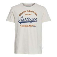 Blend - Herre T-shirt - Gul