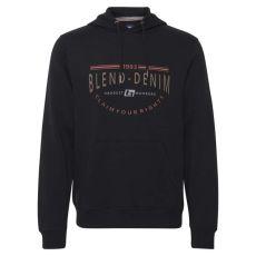 Blend - Herre hoodie - Sort