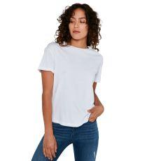 Noisy May - BEGREEN basis T-shirt - Hvid