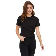 Noisy May - BEGREEN basis T-shirt - Sort