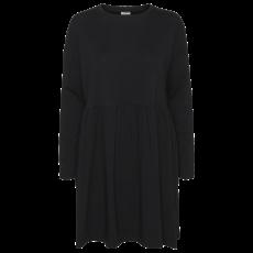 Noisy May - Oversize kjole - Sort