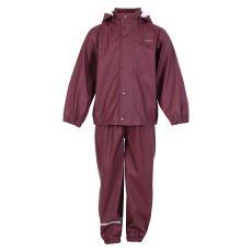 Steenholt outerwear - Moss børne regntøj - Bordeaux