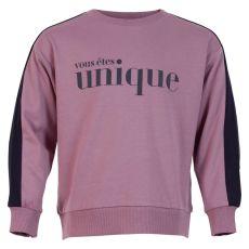 Queenz - Idaho pige sweatshirt - Lilla