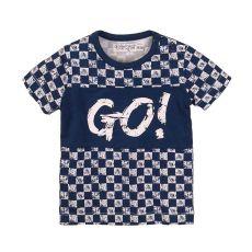 DIRKJE - Drenge t-shirt - Blå