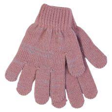 Crossbow - Reflekterende børne handsker - Rosa
