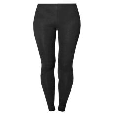 Steenholt Female+ - Harmony dame leggings +Size - Mørkegrå