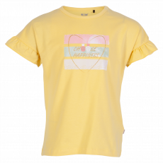 Me too - Pige t-shirt - Gul