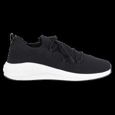 Nero - Eiko herre sneakers m. memory sål - Sort