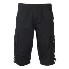 Loaded Mens - Joss herre trekking 3/4 shorts - Sort