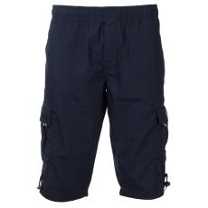 Loaded Mens - Joss herre trekking 3/4 shorts - Navy