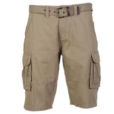 Loaded Mens - Savanna herre cargo shorts - Sand