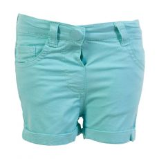 Knot So Bad - Pige Shorts - Turkis