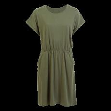 Steenholt Female - Nima dame kjole - Grøn