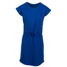 Steenholt Female+ - Noma dame kortærmet kjole +Size - Blå
