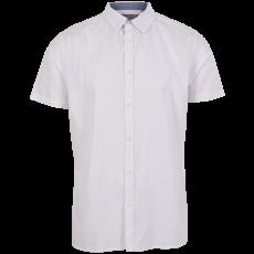 Nero - Isco herre hør skjorte - Hvid