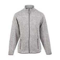 Steenholt Female+ - Ocean dame fleece jakke +Size - Lysegrå