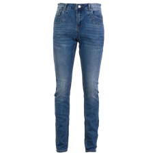 Jam - Lotta dame jeans stretch - Blå