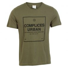 Complices - Herre T-shirt - Army