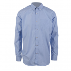 Carnét - Keelan herre skjorte - Lyseblå