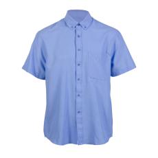 Carnét - Nixon Oxford herre skjorte - Lyseblå