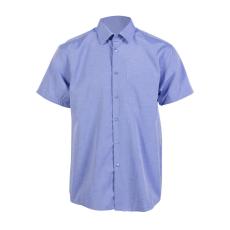 Carnét - Norman herre skjorte - Lyseblå