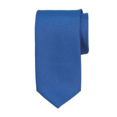 Carnét - Trevor slips ensfarvet - Koboltblå