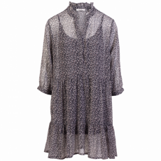 ZbyZ - Dame +Size dame kjole - Multi