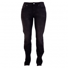 ZUPPLY - Holly dame jeans +Size - Sort