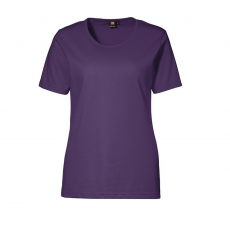 ID - Dame t-shirt - Lilla