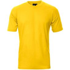 ID - Herre t-shirt - Gul
