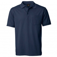 ID - Herre polo m. lomme - Navy